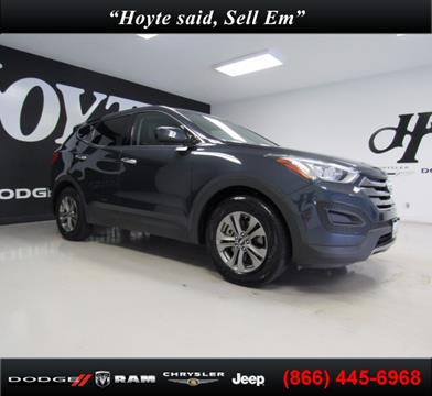 2016 Hyundai Santa Fe Sport for sale in Sherman, TX
