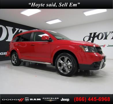 2016 Dodge Journey for sale in Sherman TX