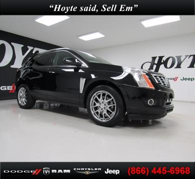 2014 Cadillac SRX for sale in Sherman TX