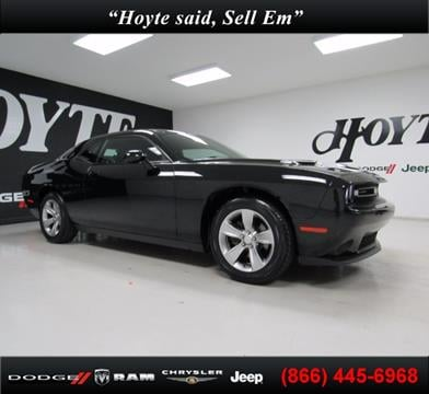 2015 Dodge Challenger for sale in Sherman, TX