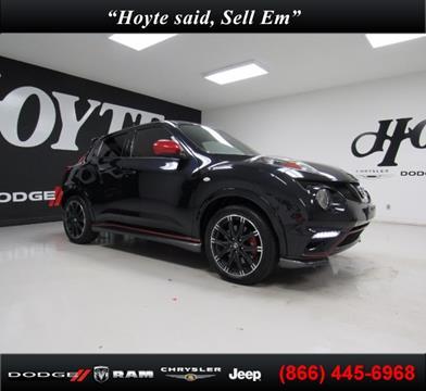 2014 Nissan JUKE for sale in Sherman, TX