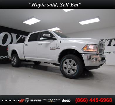 2018 RAM Ram Pickup 2500 for sale in Sherman, TX