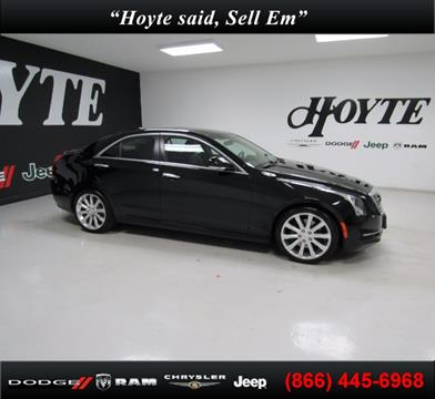 2015 Cadillac ATS for sale in Sherman, TX