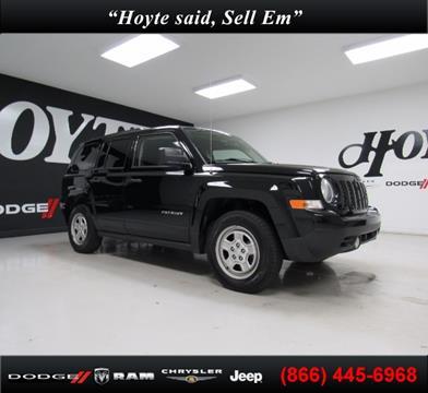 2015 Jeep Patriot for sale in Sherman TX
