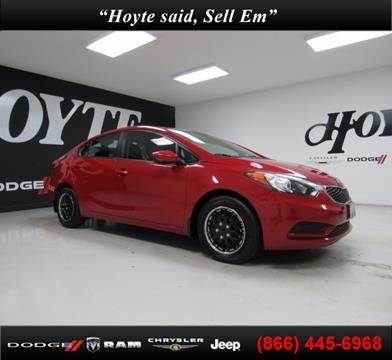 2016 Kia Forte for sale in Sherman TX