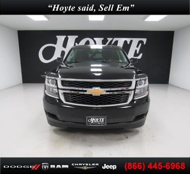 2017 Chevrolet Tahoe for sale in Sherman TX