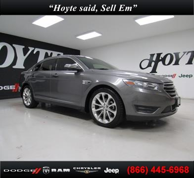 2014 Ford Taurus for sale in Sherman TX