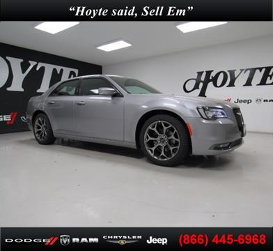2018 Chrysler 300 for sale in Sherman TX
