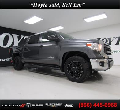 2014 Toyota Tundra for sale in Sherman, TX