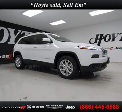 2018 Jeep Cherokee for sale in Sherman TX
