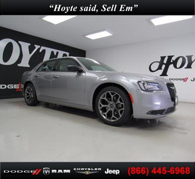 2018 Chrysler 300 for sale in Sherman TX