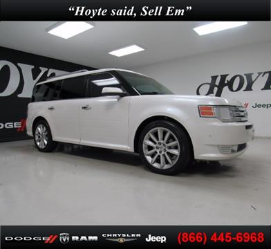 2010 Ford Flex for sale in Sherman, TX