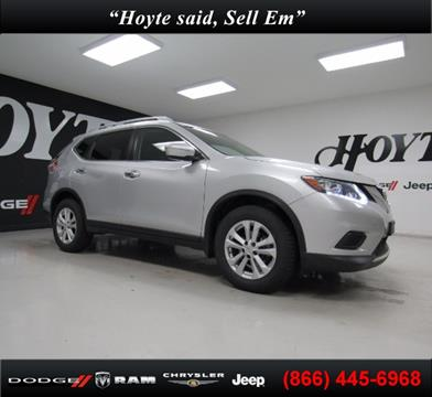 2015 Nissan Rogue for sale in Sherman, TX