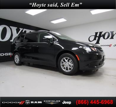 2018 Chrysler Pacifica for sale in Sherman TX