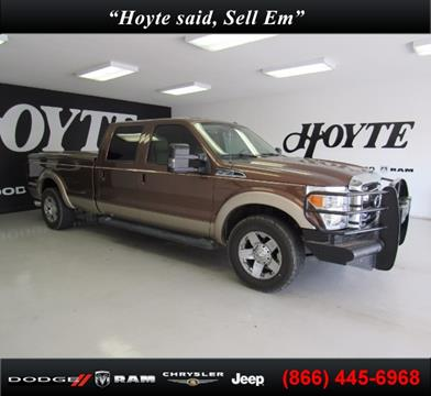 2011 Ford F-250 Super Duty for sale in Sherman TX