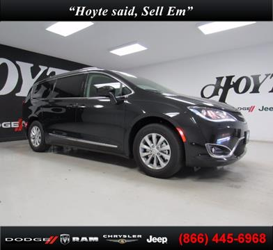 2018 Chrysler Pacifica for sale in Sherman, TX