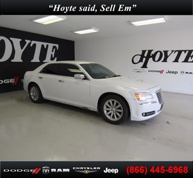 2012 Chrysler 300 for sale in Sherman TX