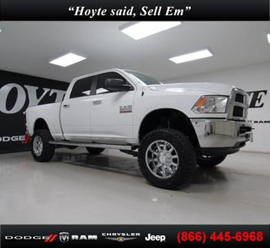 2016 RAM Ram Pickup 2500 for sale in Sherman, TX