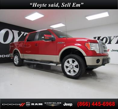 2010 Ford F-150 for sale in Sherman TX