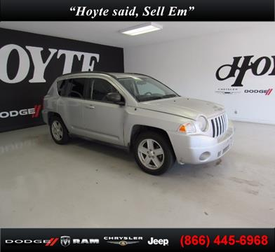 2010 Jeep Compass for sale in Sherman TX