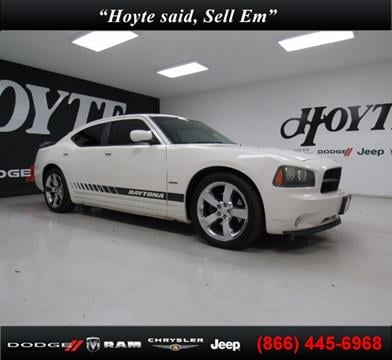 2009 Dodge Charger for sale in Sherman TX