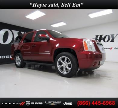 2010 GMC Yukon for sale in Sherman TX