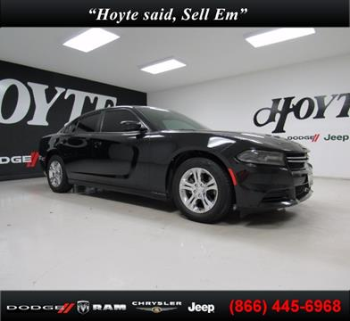 2015 Dodge Charger for sale in Sherman TX