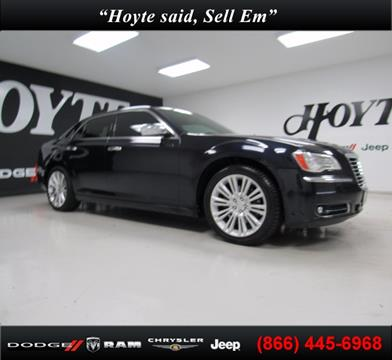 2011 Chrysler 300 for sale in Sherman TX