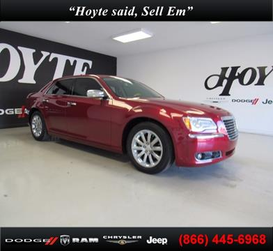 2014 Chrysler 300 for sale in Sherman, TX