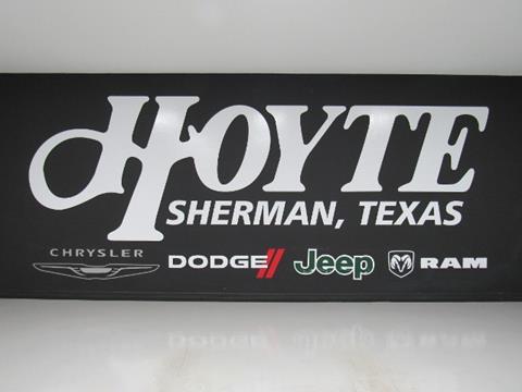 2017 Chrysler 200 for sale in Sherman TX