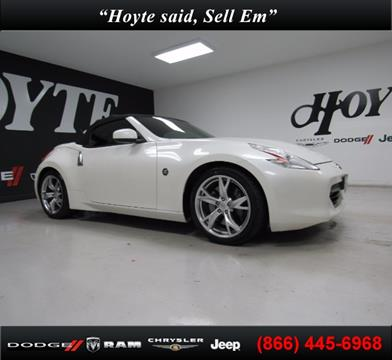 2010 Nissan 370Z for sale in Sherman TX