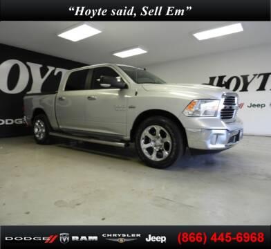 Hoyte Dodge Sherman Tx >> 2016 Ram Ram Pickup 1500 For Sale In Sherman Tx