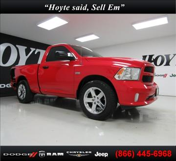 2013 RAM Ram Pickup 1500 for sale in Sherman, TX