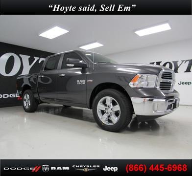 2017 RAM Ram Pickup 1500 for sale in Sherman TX