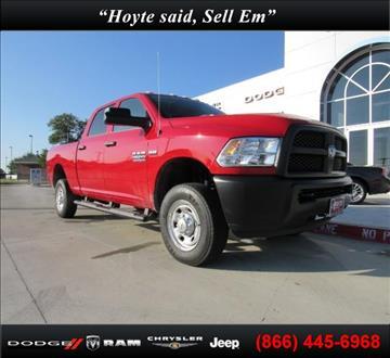 2017 RAM Ram Pickup 2500 for sale in Sherman, TX