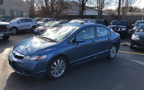 2011 Honda Civic for sale in Johnston, RI