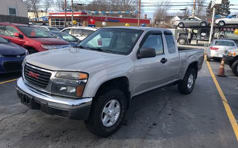 2005 GMC Canyon for sale in Johnston, RI