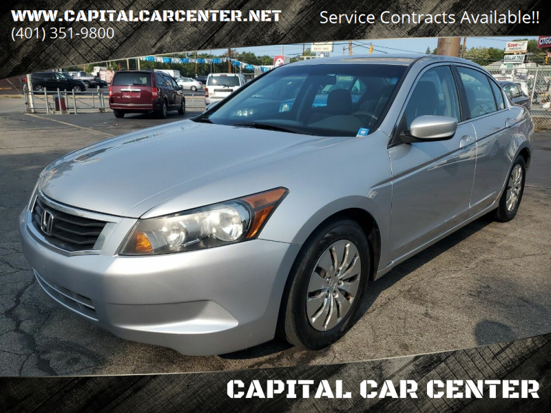 2010 Honda Accord for sale at CAPITAL CAR CENTER in Providence RI