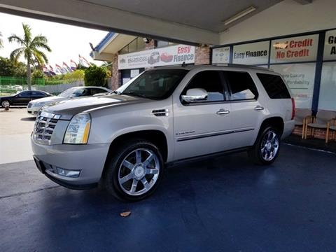 2007 Cadillac Escalade for sale in Fort Lauderdale, FL