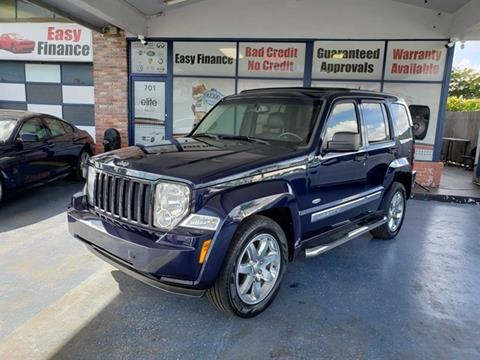 2012 Jeep Liberty for sale in Fort Lauderdale, FL