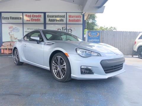 2015 Subaru BRZ for sale in Fort Lauderdale, FL