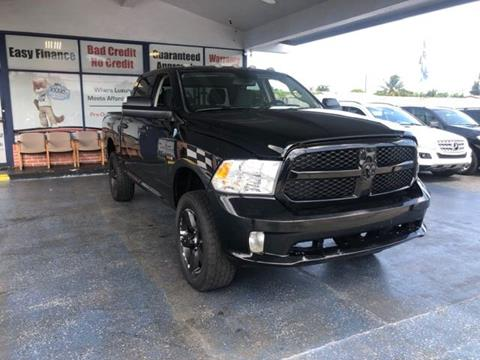 2013 RAM Ram Pickup 1500 for sale in Fort Lauderdale, FL