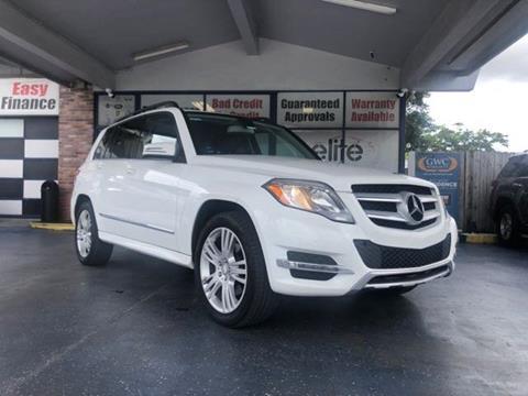 2014 Mercedes-Benz GLK for sale in Fort Lauderdale, FL