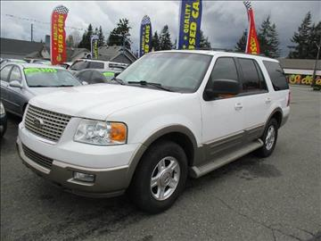 2004 Ford Expedition for sale in Marysville, WA