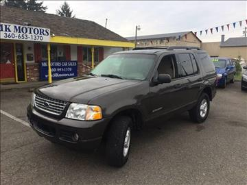 2005 Ford Explorer for sale in Marysville, WA
