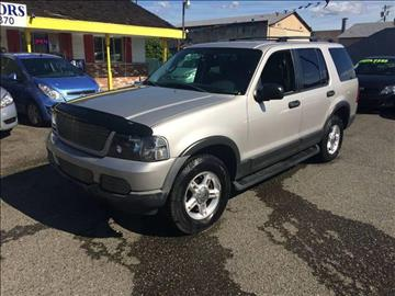 2003 Ford Explorer for sale in Marysville, WA