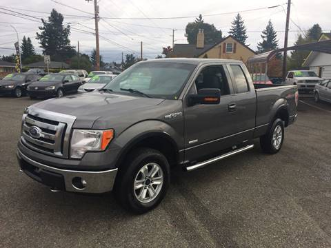 2012 Ford F-150 for sale in Marysville, WA