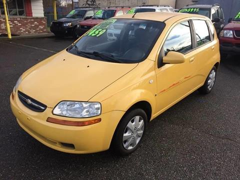 2008 Chevrolet Aveo For Sale In Edmond Ok Carsforsale