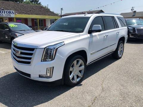 2016 Cadillac Escalade for sale in Marysville, WA