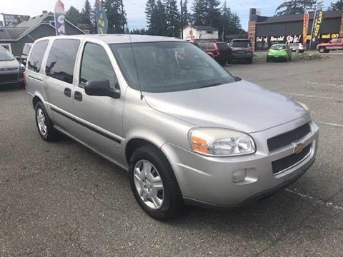 2008 Chevrolet Uplander for sale in Marysville, WA